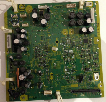Panasonic Logic Control Board TNPA3761 z.b für TH37PV60E