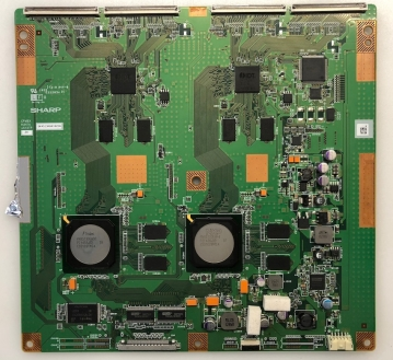 T-Con CPWBXRUNTK4513TP ZA z.B. für 46PFL8505K
