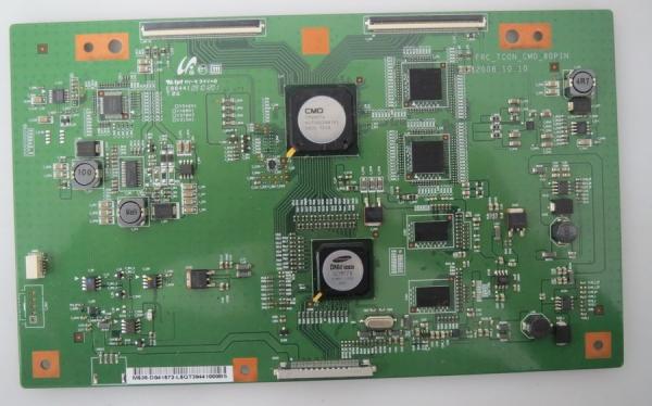 T-CON FRC_TCON_CMO_80PIN z.b für LE46B650T2W, UE32B6000/7090 UE55B7020