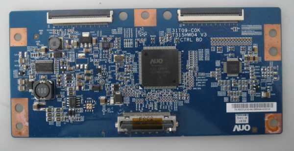 Samsung T-con Board 31T09-COK T315HW04 V3