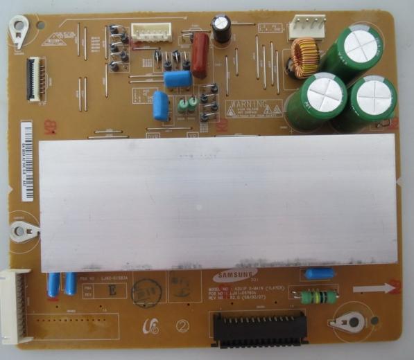 X-Main-Board Samsung LJ41-05780A