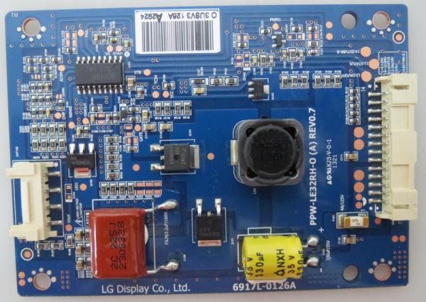 LED Driver 6917L-0126A PPW-LE32RH-0(A) REV0.7 z.B. für 32VLE5324 32VLE675 32VLE5420 32/122N-GW-5W