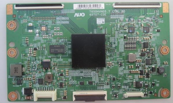 T-Con T650HVN05.7 CTRL BD 65T07-C0E z.B. für UE65H6470 , UE55H6270 , UE55H6470 , UE55H6290