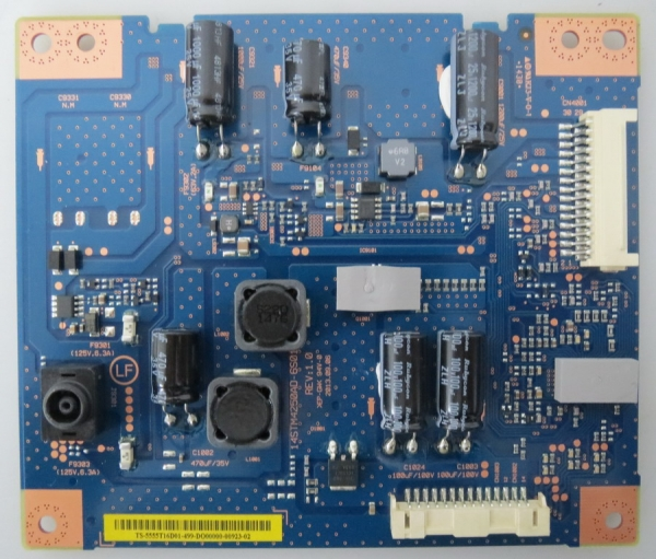 LED Driver 14STM4250AD-6S01 REV1.0 z.b für KDL-50W805B, 42W705B, 55W829B, KDL-55W805B, KDL-55W815B