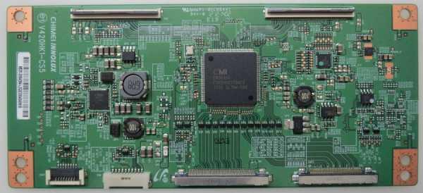 T-Con V420HK1-CS5 z.B. 58L7350U