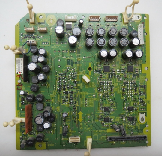 Panasonic TH42PV60EH PA-Modul TNPA3761