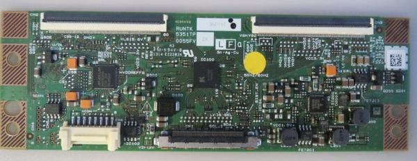 T-CON RUNTK5351TP 0055FV ZA  z.B. für UE32H5080 , UE32F5370 , UE32F5000 , UE32F5070 , UE32F5570 , UE32J5150