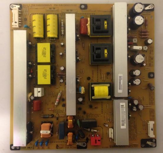Netzteil Board LG EAX63329902/3 EAY62171102 für Plasma TV