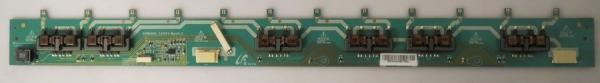 INVERTER SSB400_12V01 Rev 0.3 z.b für LE40C679/530/650/750