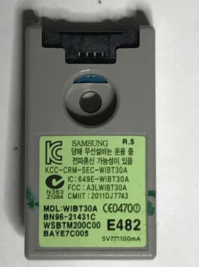 Bluetooth Module WIBT30A BN96-21431C