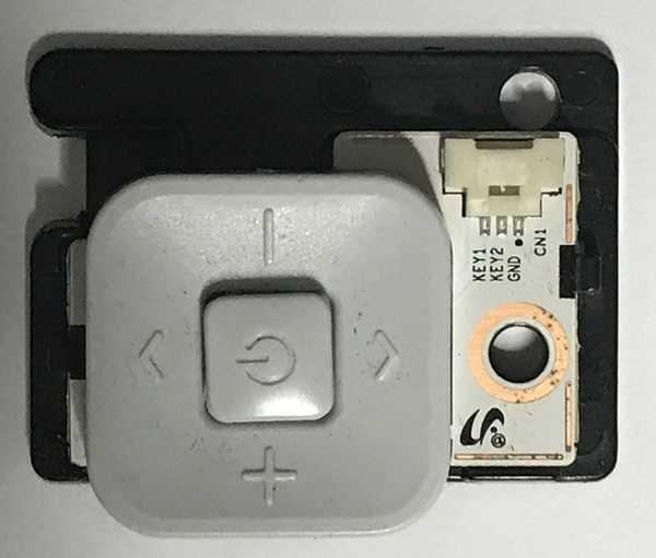 Power Button BN96-35345C z.B für UE40JU6580UXZG