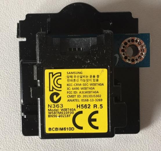 Bluetooth Modul WIBT40A BN96-30218F
