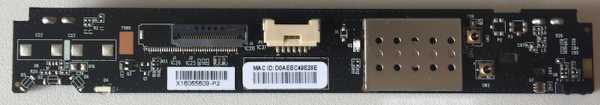 WI-FI Module X16065609 P2 8WUSN28P.2A1G