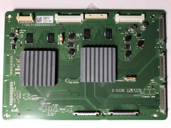T-Con 300RASEL0000001114/715RLPCB0000000252 z.B. für 55PUS8809 55PUS8909C