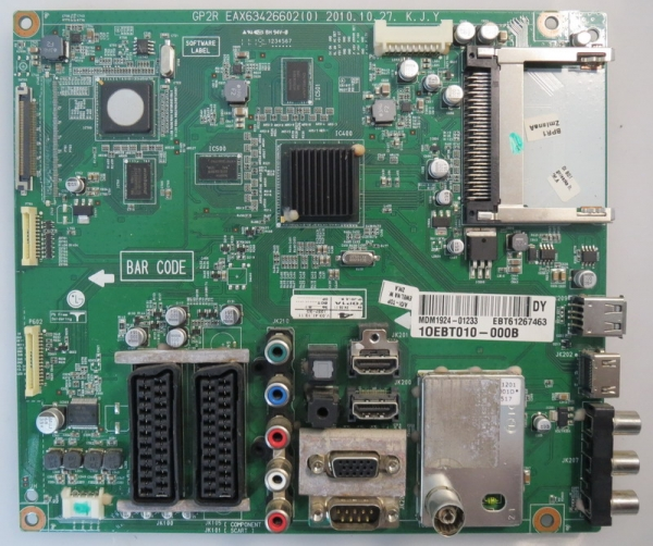Mainboard EAX63426602(0) EBT61267463 z.B. für 42PW451