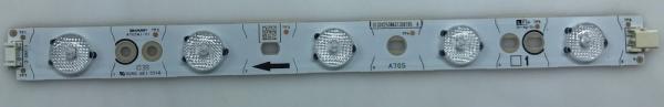 0130X25SMA314165A5 A705WJ-01 LK400D3GA43 LED Backlight für 40PFL5605K