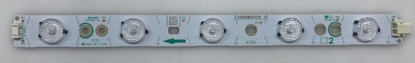 0230906SMA301521B5 A705WJ-01 LK400D3GA43 LED Backlight für 40PFL5605K
