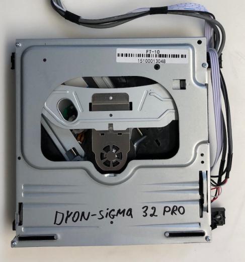 DVD-Loader Laufwerk für Dyon-Sigma 32Pro