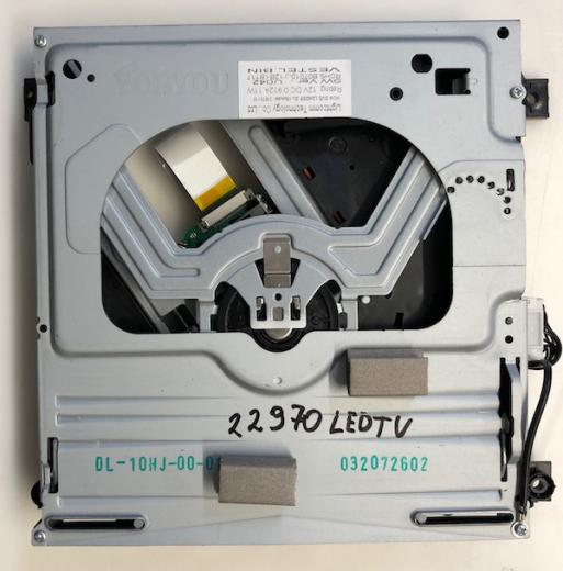 DVD-Loader DL-10 3J075110 Laufwerk für 22970LEDTV