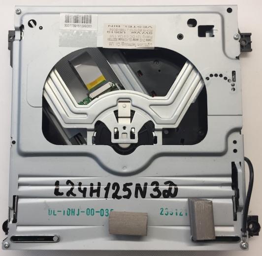 DVD Loader Laufwerk für z.B L24H125N3D