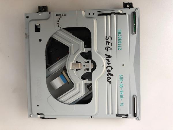 DVD Lauwerk DL-10HA-00-009 z.B. für SEG ArtColor LED2612QD-B LEDV1530EU-PINK