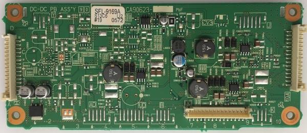 Mainboard LCA90623 - 003B SFL-9169A für z.B JVC LCD TV