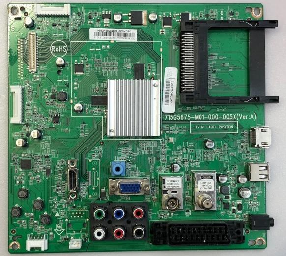 Mainboard 715G5675-M01-000-005X z.B. für 24PFL4008K