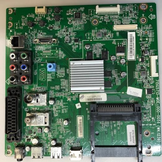 Mainboard 715G5713-M0E-000-005X(WK:1239) für 42PFL3208K