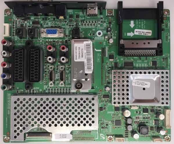 Mainboard BN41-00981B BN94-02741F z.B für LE32A457