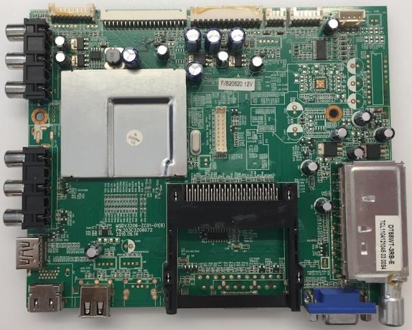 Mainboard MSDV3206-ZC01-01(B) 303C3206072