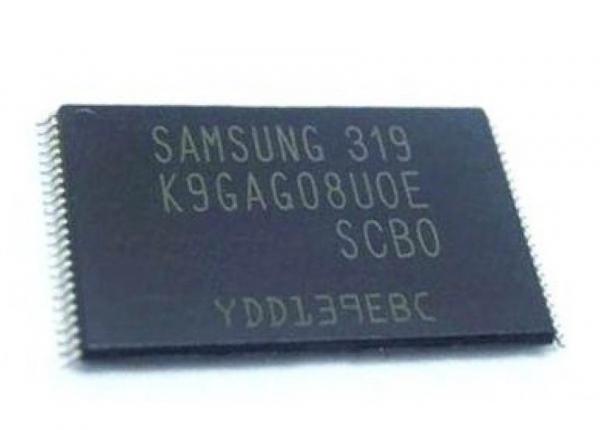 NAND Flash IC für SAMSUNG UE32D5700 UE37D5700 UE40D5700 UE46D5700 / D5500 K9GAG08U0E